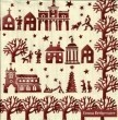 Serwetka do decoupage CHRISTMAS TOWN 8088