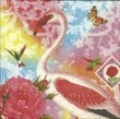 Serwetka do decoupage FLAMINGO 9106